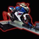 Prueba tu motocicleta